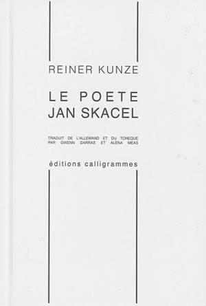 livre le poète Jan Skacel