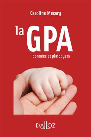 La GPA : données et plaidoyers