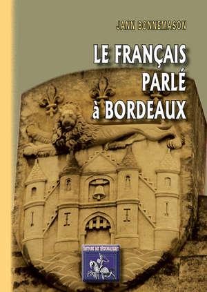 Le français parlé à Bordeaux