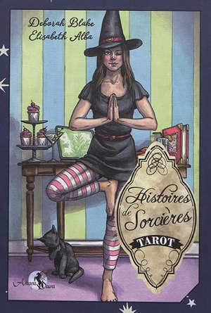 Histoires de sorcières : tarot