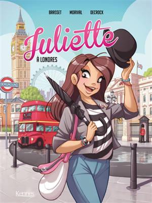 Juliette. Volume 3, Juliette à Londres