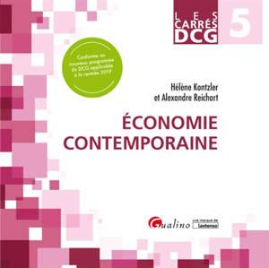 Economie contemporaine : DCG 5