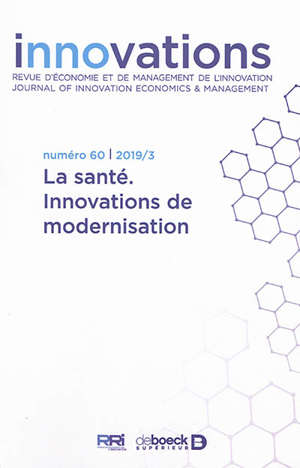 Innovations. n° 60, La santé : innovations de modernisation