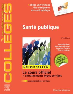Santé publique : réussir les ECNi