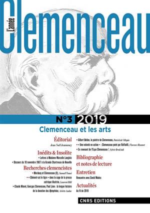 L'année Clemenceau. n° 3, Clemenceau et les arts