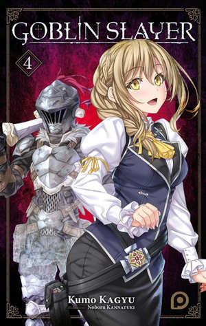 Goblin slayer. Volume 4