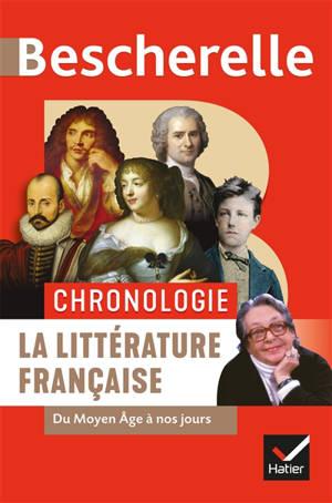 La littérature française : du Moyen Age à nos jours