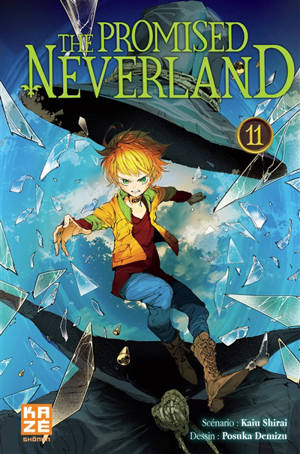 The promised Neverland. Volume 11