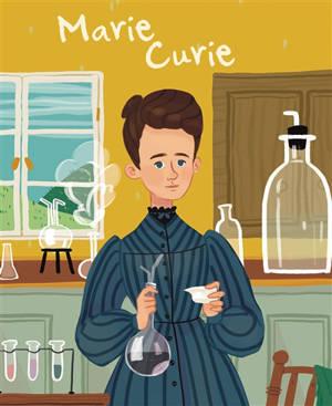 La vie de Marie Curie