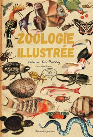 Zoologie illustrée : collection Van Berkhey