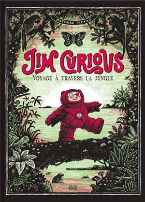 Jim Curious, Voyage à travers la jungle