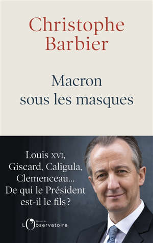 Macron sous les masques