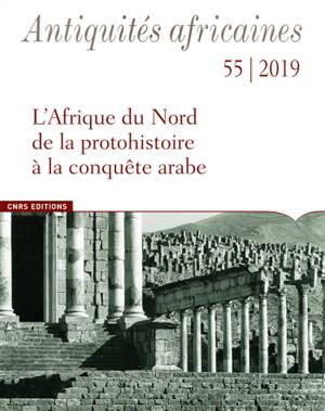 Antiquités africaines. n° 55