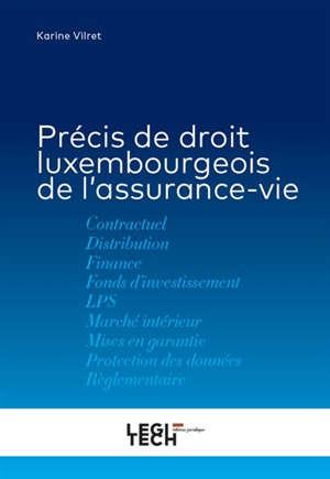 Précis de droit luxembourgeois de l'assurance-vie