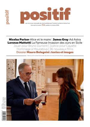 Positif. n° 704, Mauro Bolognini : textes et images