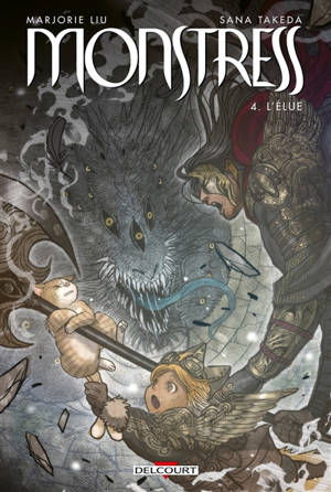 Monstress. Volume 4, L'élue