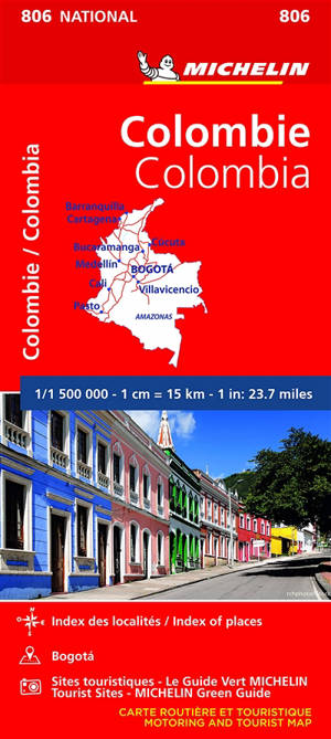 Colombie : national = Colombia