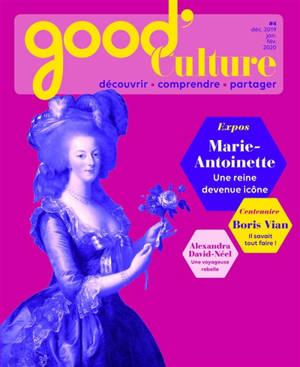 Good culture. n° 4