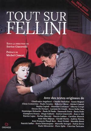 Tout sur Fellini