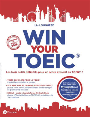 Win your TOEIC : coffret