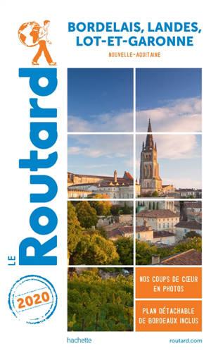 Bordelais, Landes, Lot-et-Garonne : Nouvelle-Aquitaine : 2020