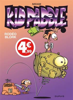 Kid Paddle. Volume 6, Rodéo Blork