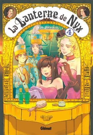 La lanterne de Nyx. Volume 4