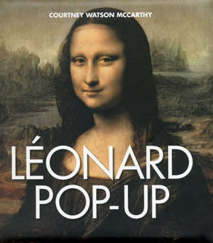 Léonard : pop-up