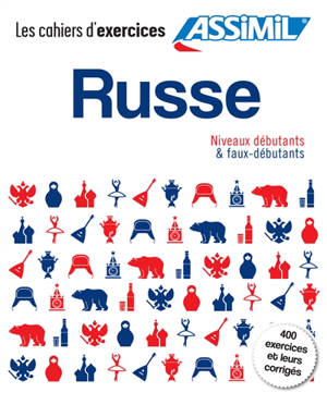Russe : niveaux débutants & faux débutants
