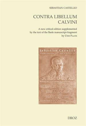 Contra libellum Calvini