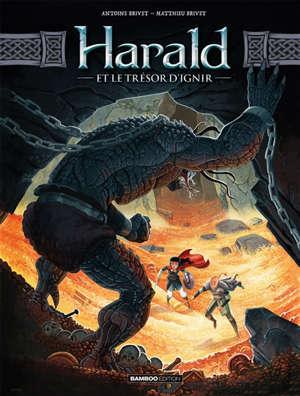 Harald et le trésor d'Ignir. Volume 2