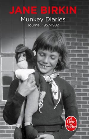 Munkey diaries, Journal, 1957-1982
