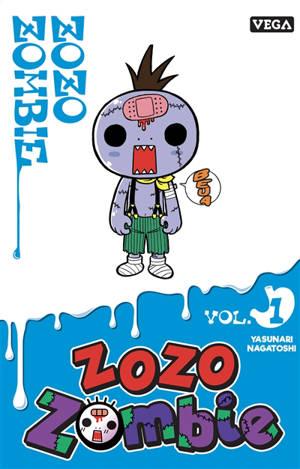 Zozo zombie. Volume 1