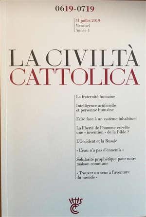 Civiltà cattolica (La). n° 6 (2019)