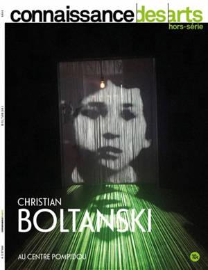 Christian Boltanski : faire son temps au Centre Pompidou