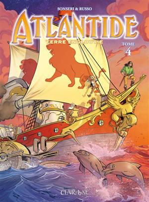 Atlantide : terre engloutie. Volume 4