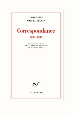 Correspondance : 1890-1943