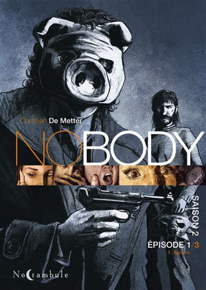 No body : saison 2. Volume 1, L'agneau