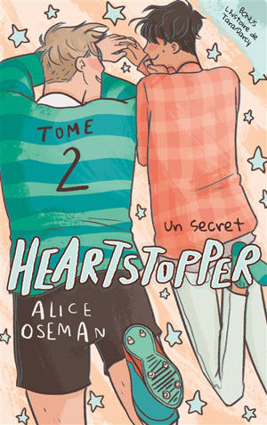 Heartstopper. Volume 2, Un secret