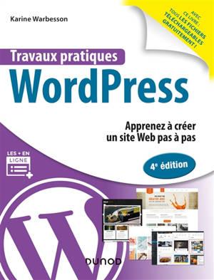 WordPress : apprenez à créer un site web pas à pas