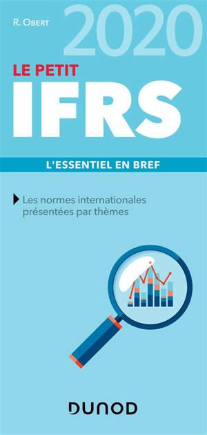 Le petit IFRS 2020 : l'essentiel en bref