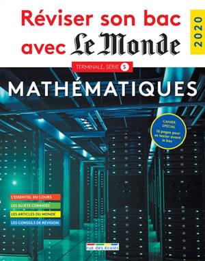 Mathématiques, terminale, série S