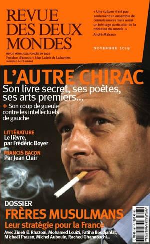 Revue des deux mondes. n° 11 (2019), Frères musulmans : leur stratégie pour la France