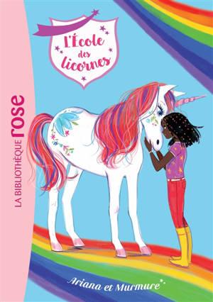 L'école des licornes. Volume 8, Ariana et Murmure