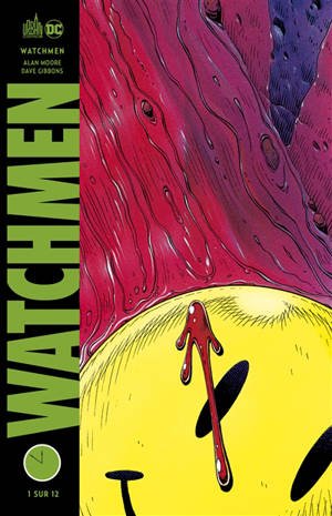 Les Gardiens : Watchmen. Volume 1, Le Comédien