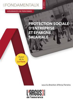 Manuel de la protection sociale d'entreprise et de l'épargne salariale