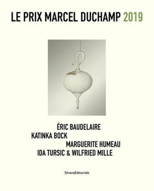 Le Prix Marcel Duchamp 2019 : Eric Baudelaire, Katinka Bock, Marguerite Humeau, Ida Tursic & Wilfried Mille
