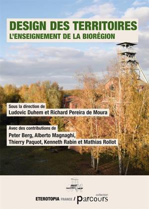 Design des territoires : l'enseignement de la biorégion