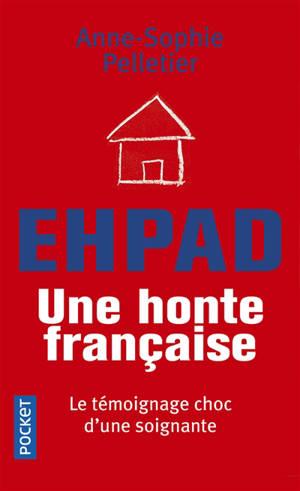 Ehpad, une honte française : le témoignage choc d'une soignante