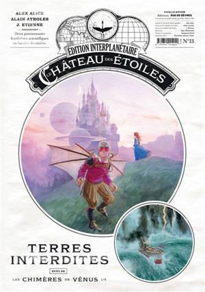 Le château des étoiles. Volume 13